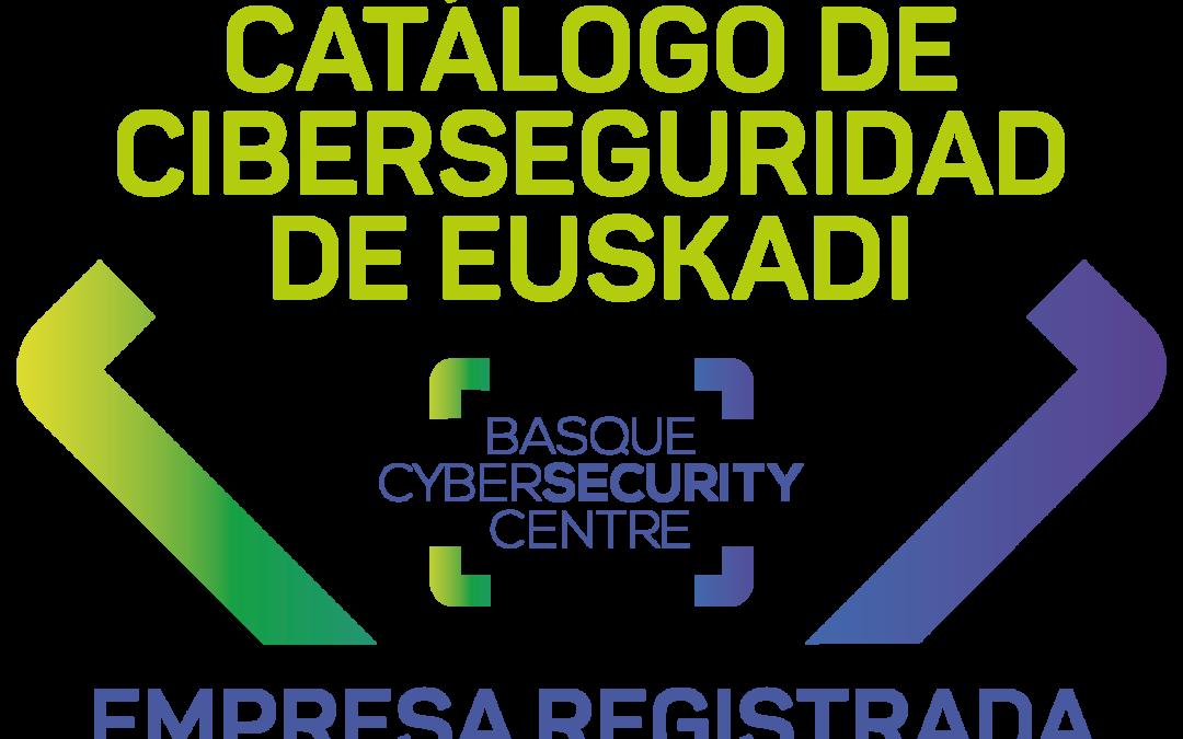 HodeiCloud entra en el catálogo de ciberseguridad de la Basque Cybersecurity Centre (BCSC)