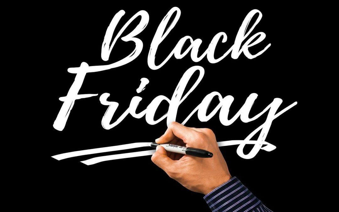 Cinco consejos para evitar sustos en el Black Friday