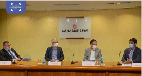 Jornada sobre Ciberseguridad en la Cámara de Comercio de Bilbao